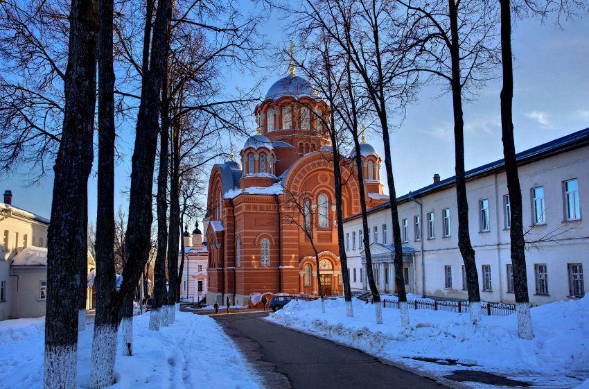 Хотьков Покровский женский монастырь